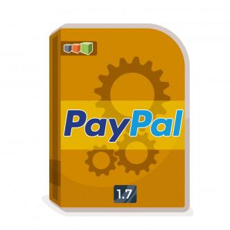 Modulo PayPal - PrestaShop...